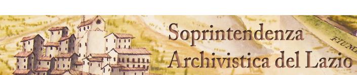 Soprintendenza archivistica del Lazio